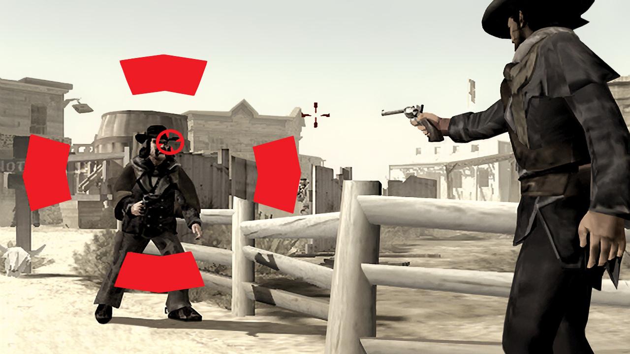 Скриншот №5 к Red Dead Revolver