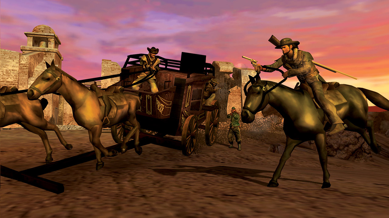 Скриншот №4 к Red Dead Revolver