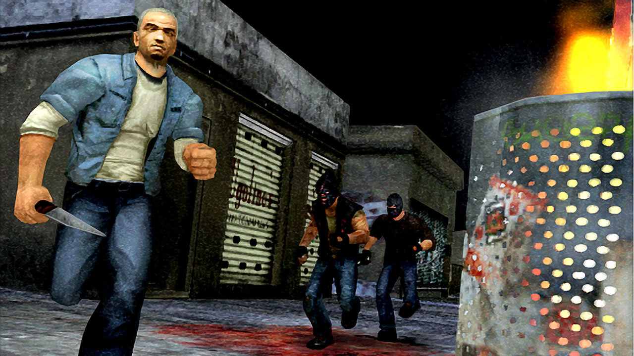 Скриншот №3 к Manhunt