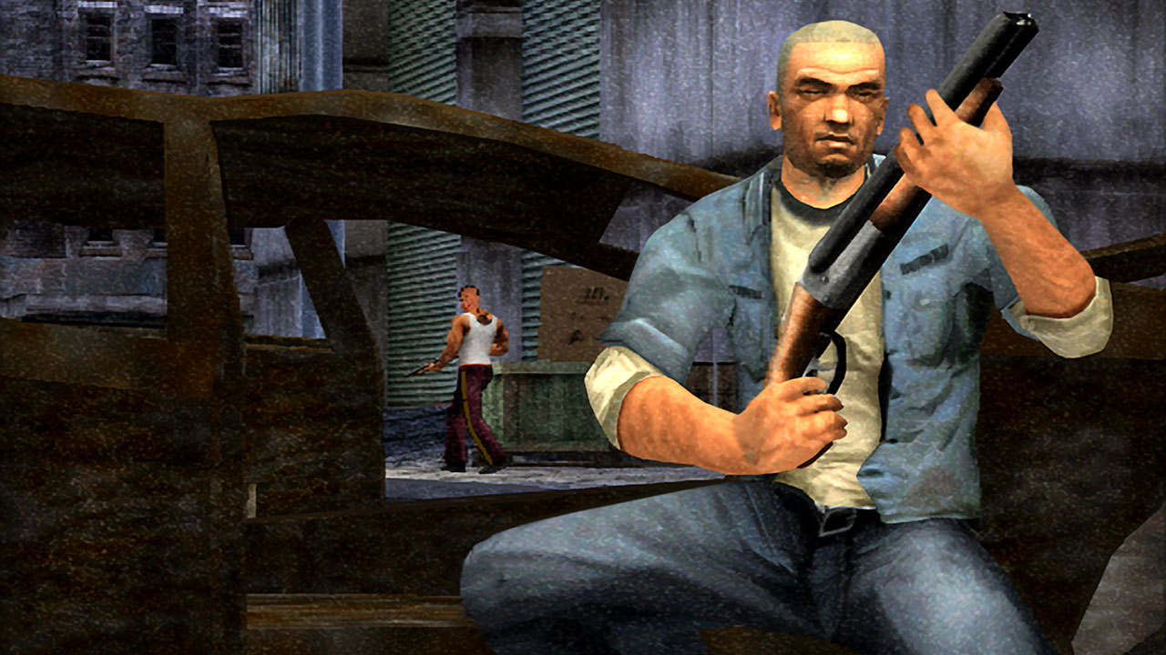 Скриншот №2 к Manhunt