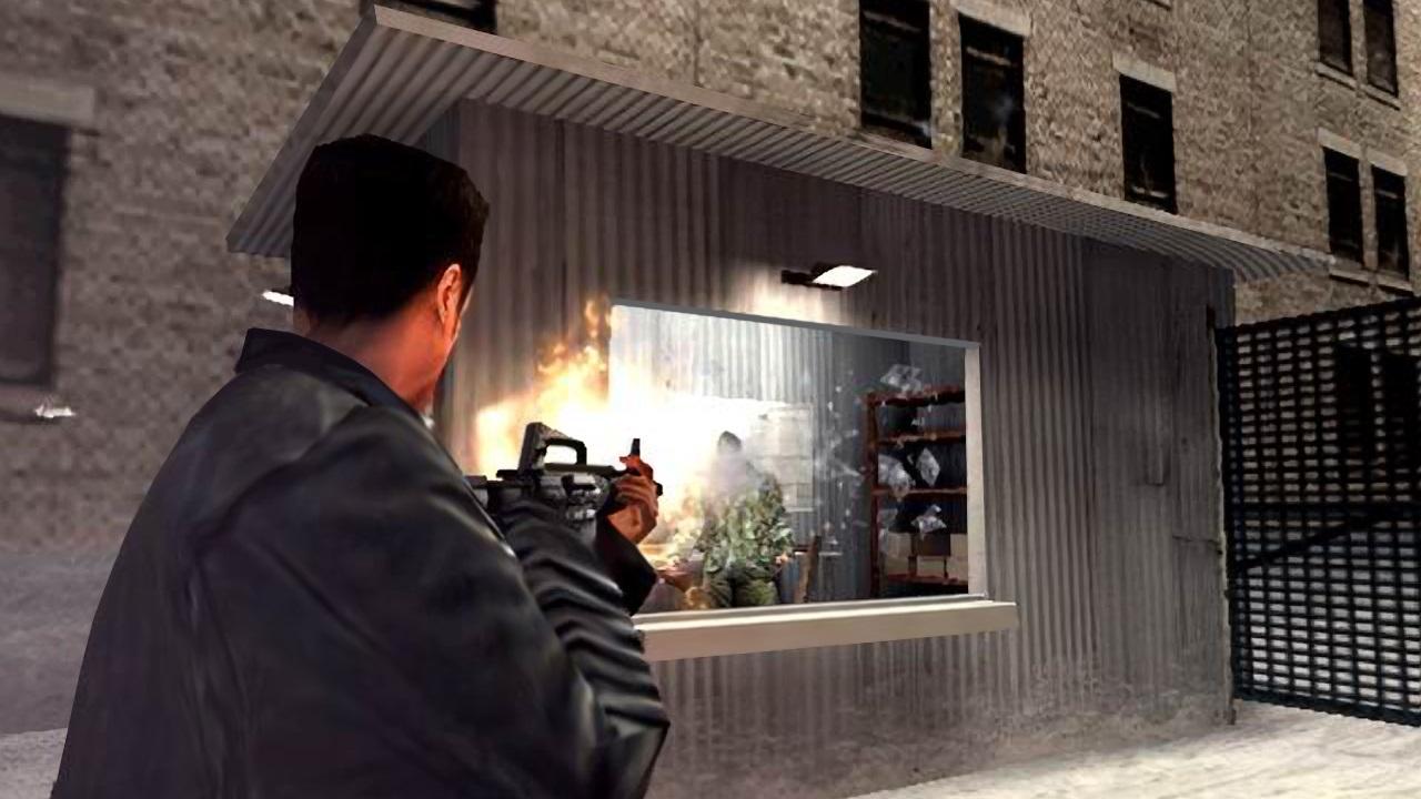 Скриншот №2 к Max Payne