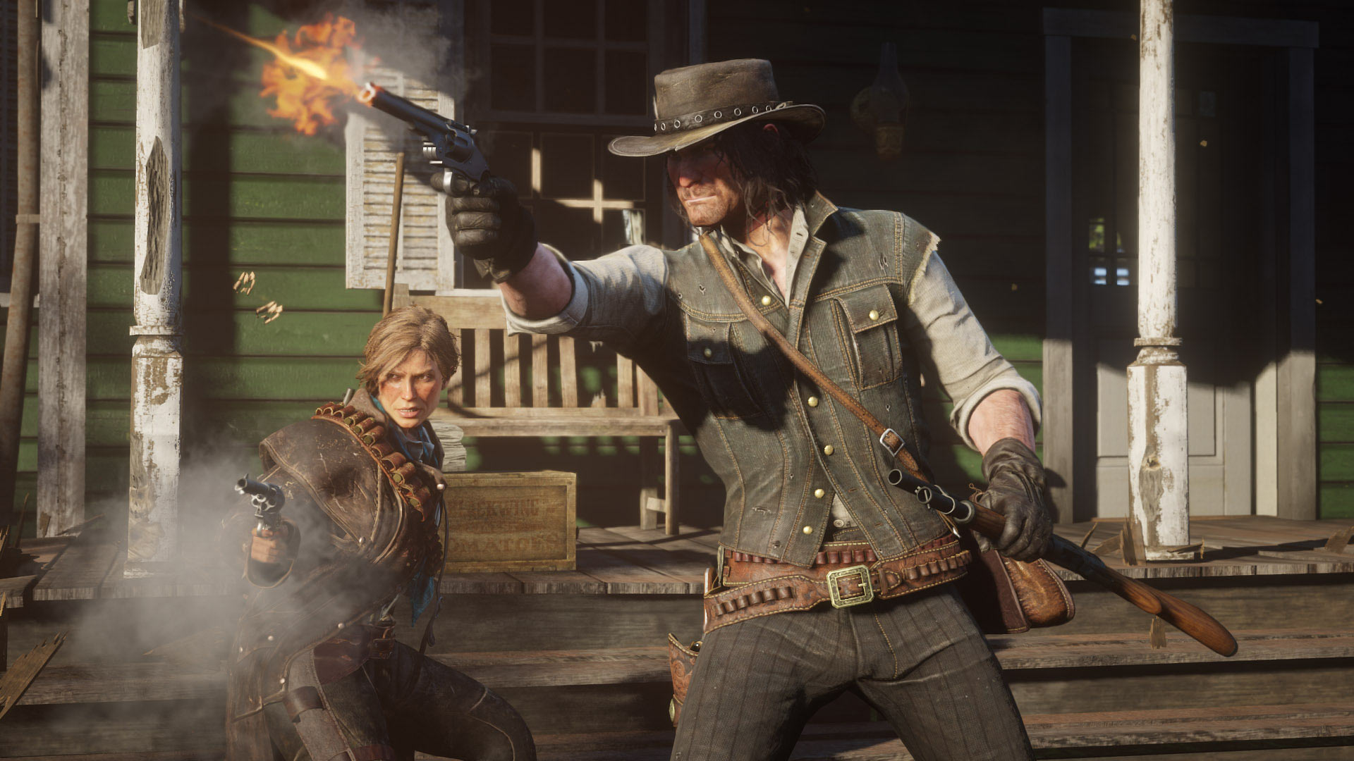 Аренда Red Dead Redemption 2 на PS4