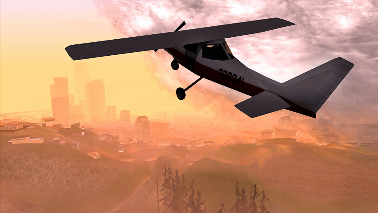 Скриншот №10 к Grand Theft Auto San Andreas