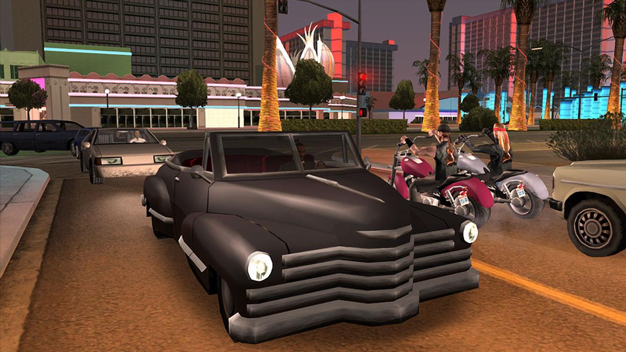 Скриншот №7 к Grand Theft Auto San Andreas