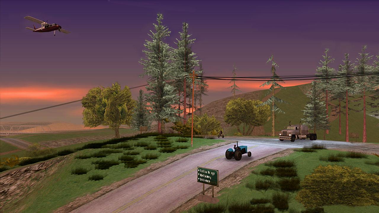 Скриншот №9 к Grand Theft Auto San Andreas