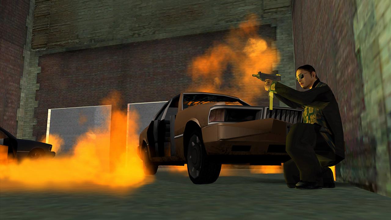 Скриншот №6 к Grand Theft Auto San Andreas