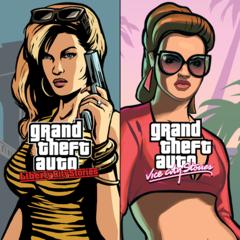 Сборник «Grand Theft Auto: LCS и VCS»
