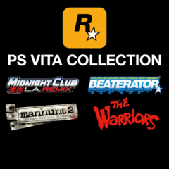Rockstar Games PS Vita Collection