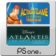 Atlantis and Hercules