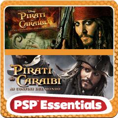 Pacco doppio PSP Pirati