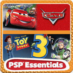 PSP Disney Pixar Double Pack
