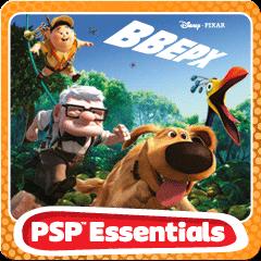 Disney•Pixar ВВЕРХ