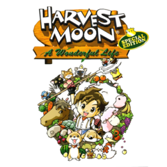 Harvest Moon : A Wonderful Life Special Edition