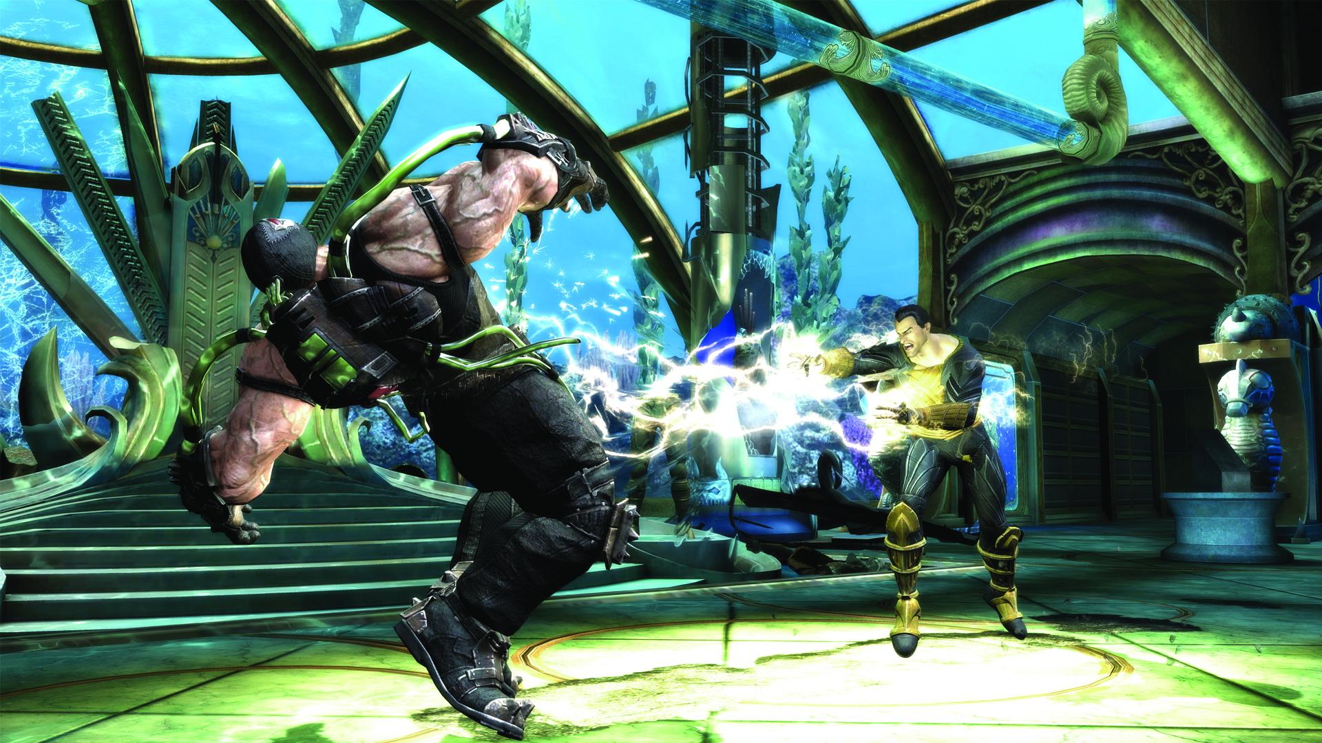 Скриншот №9 к Injustice Gods Among Us Самое полное издание