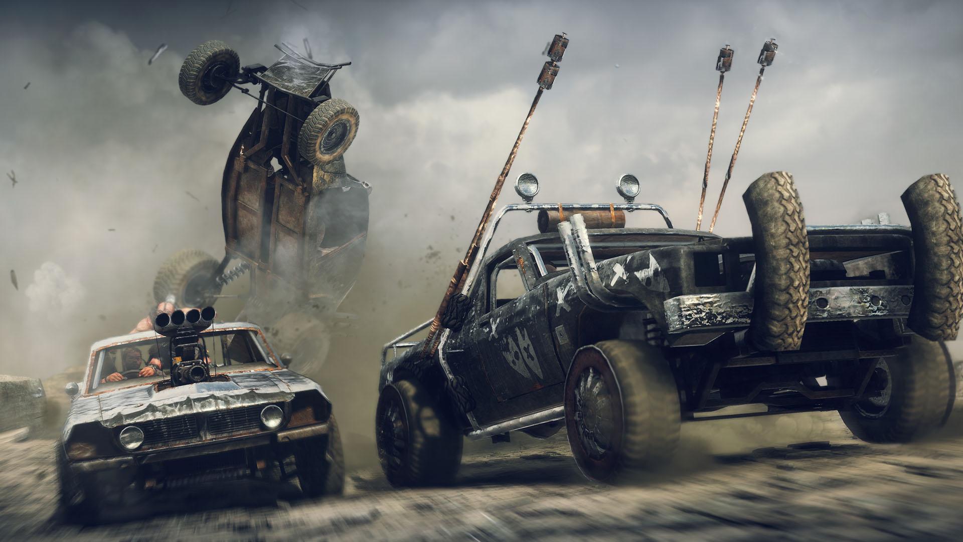 Скриншот №7 к Mad Max