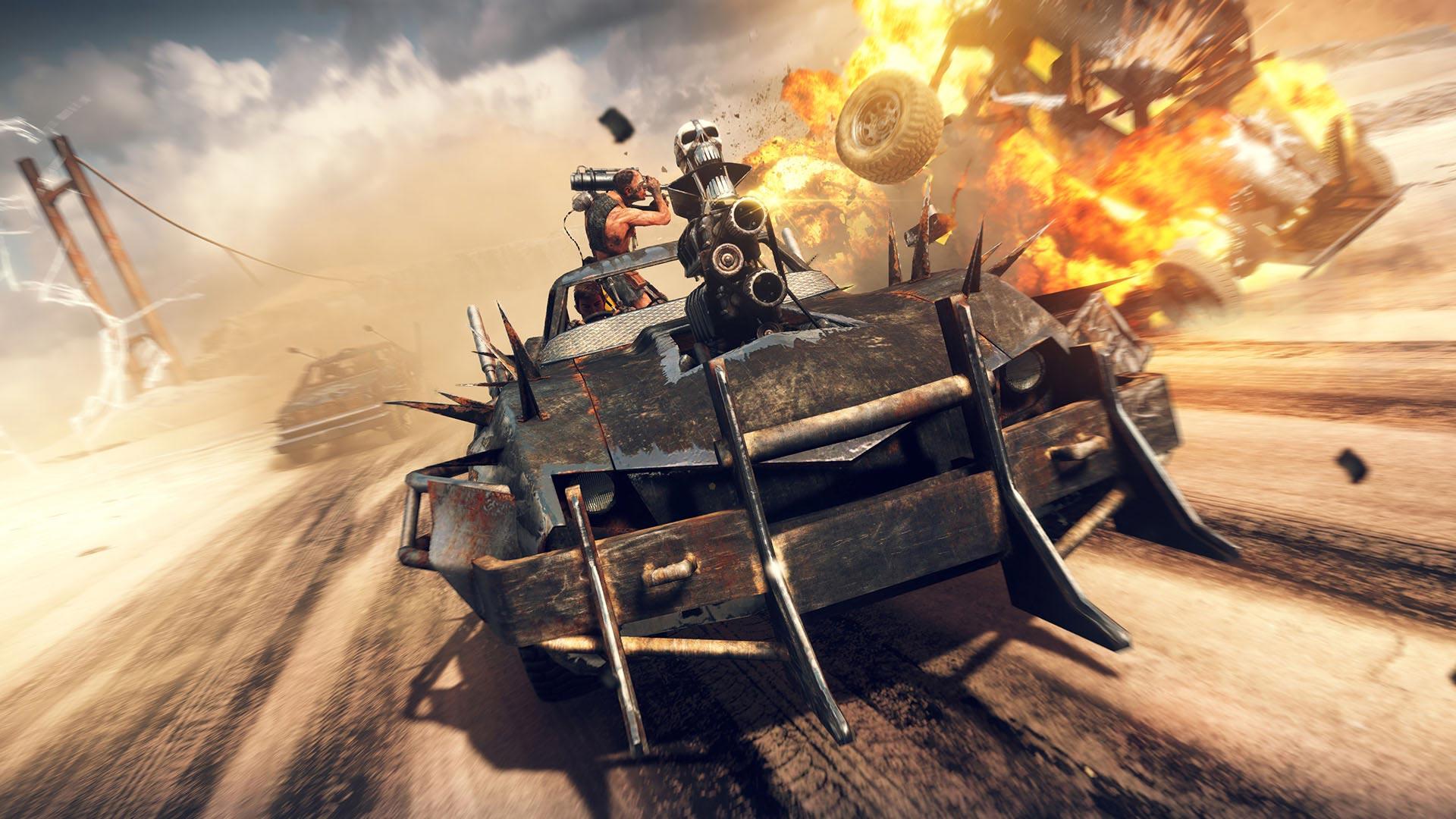 Скриншот №9 к Mad Max