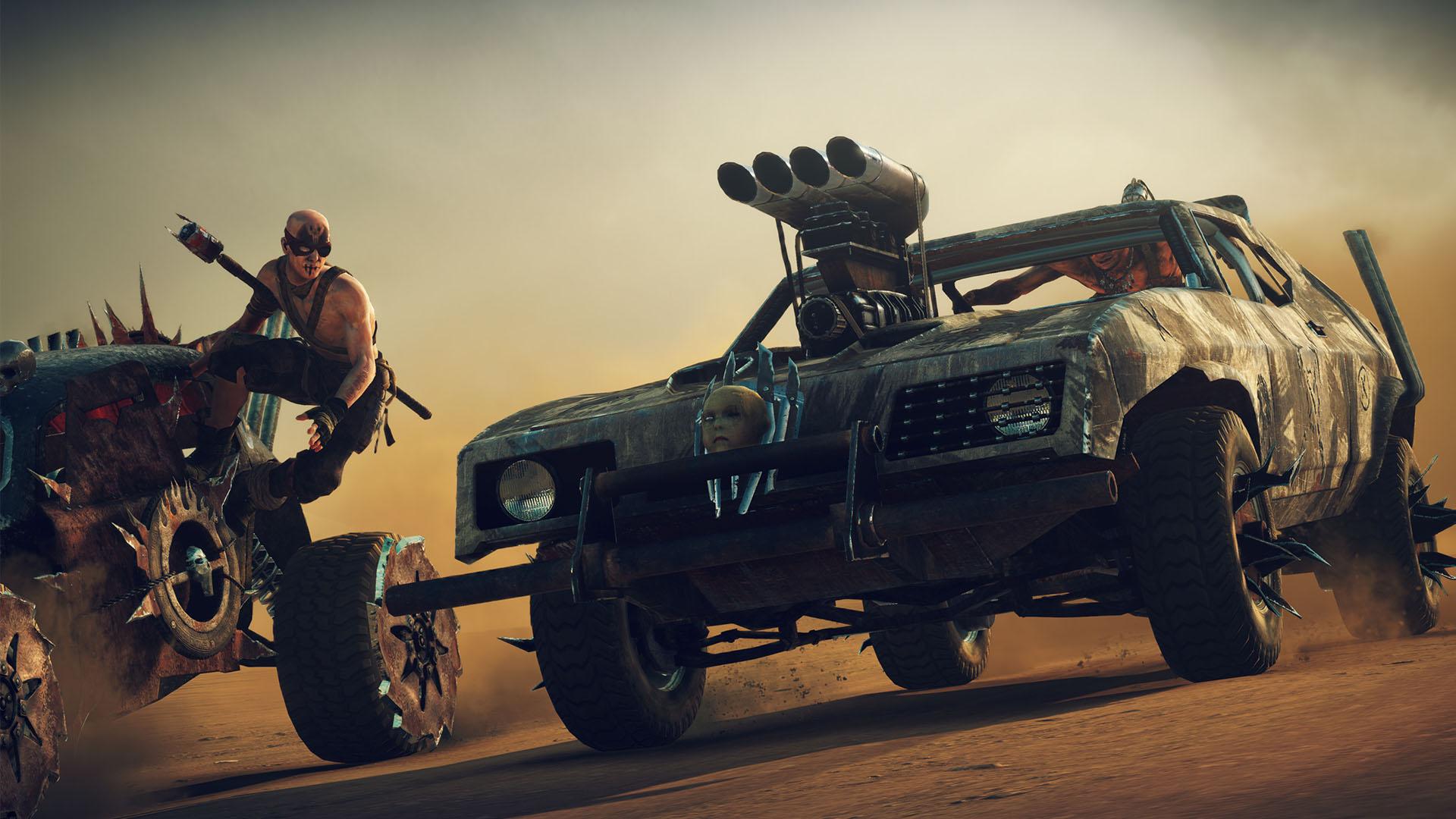 Скриншот №8 к Mad Max
