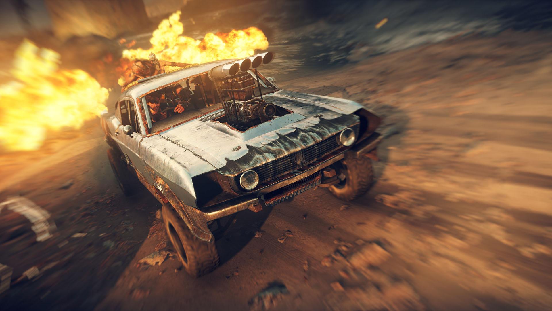 Скриншот №6 к Mad Max