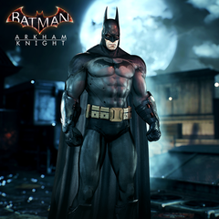 Batman™: Arkham Knight Originele Arkham Batman-skin