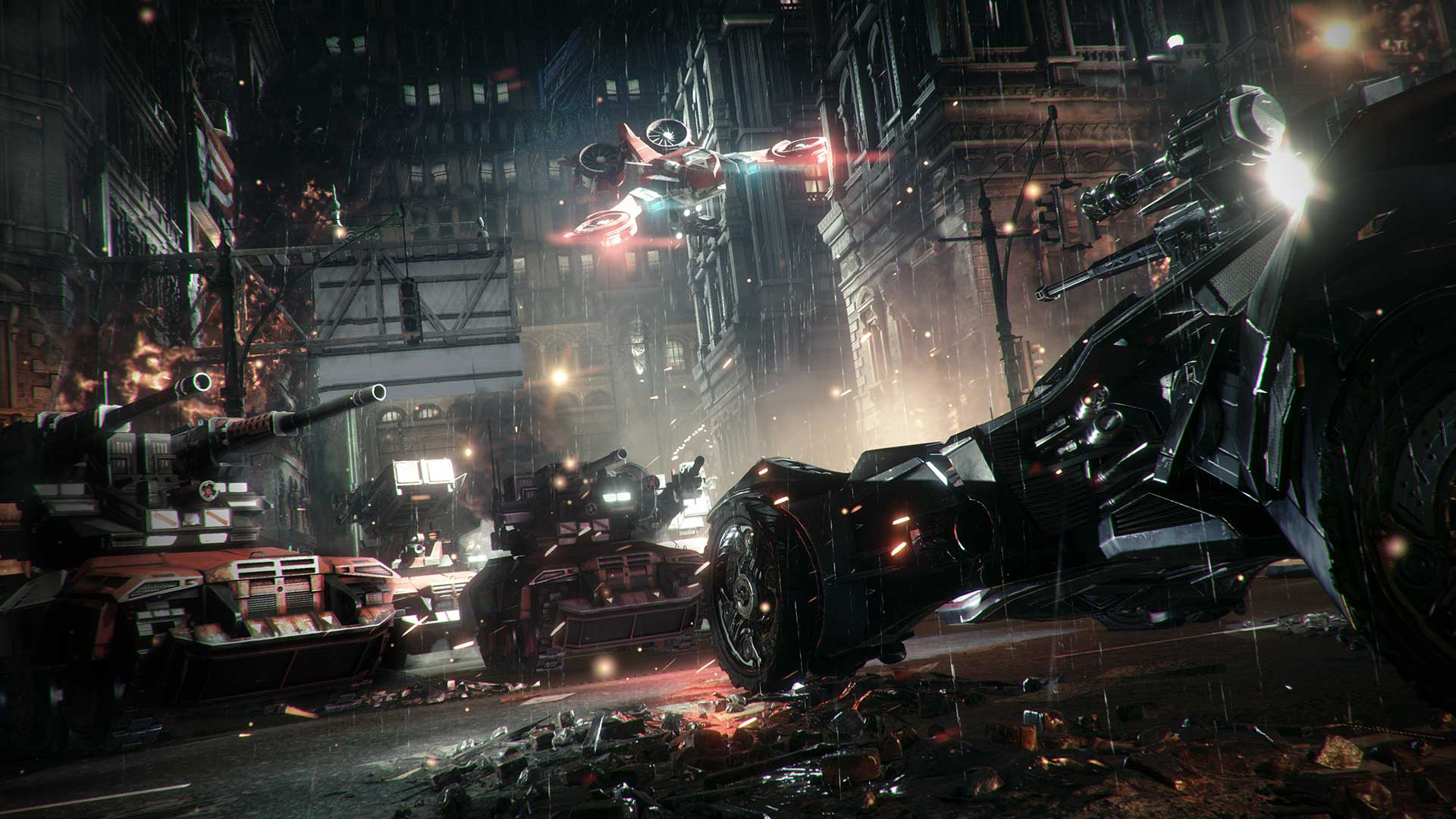 Скриншот №2 к Batman Рыцарь Аркхема Premium Edition