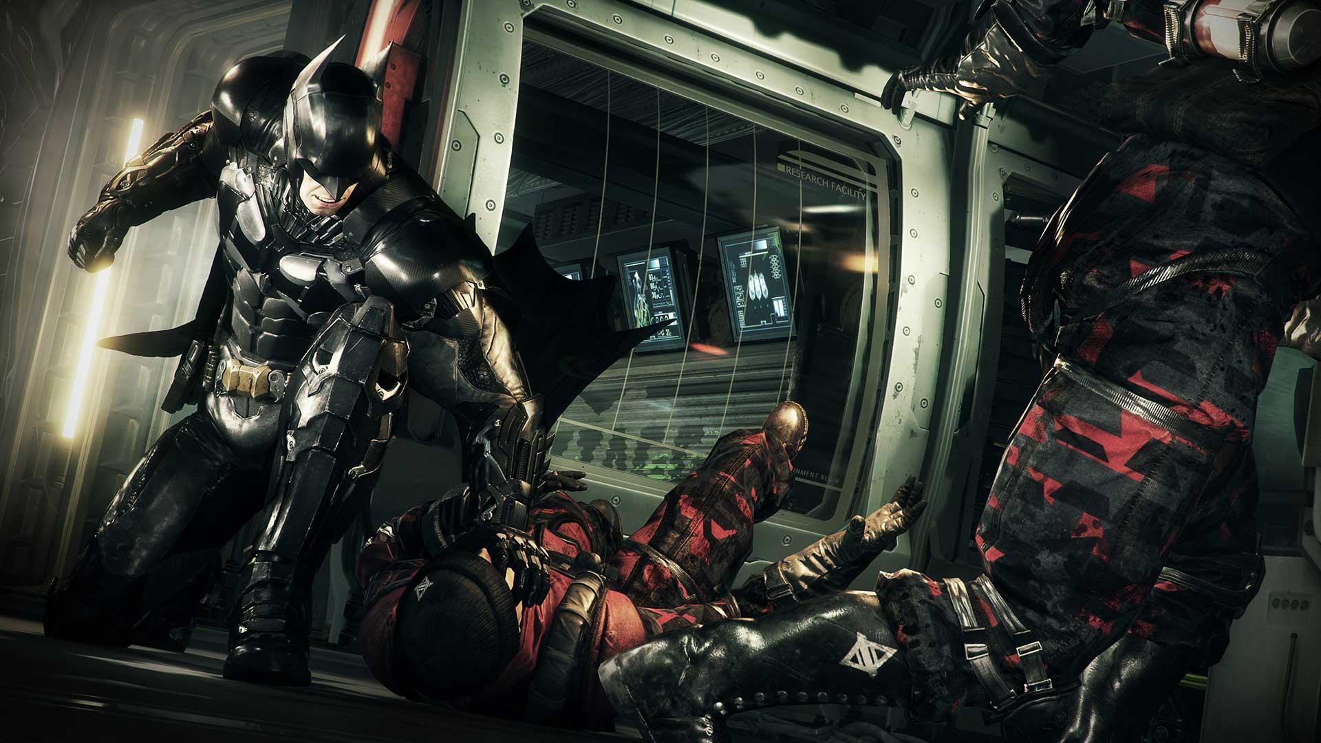 Скриншот №9 к Batman Рыцарь Аркхема Premium Edition