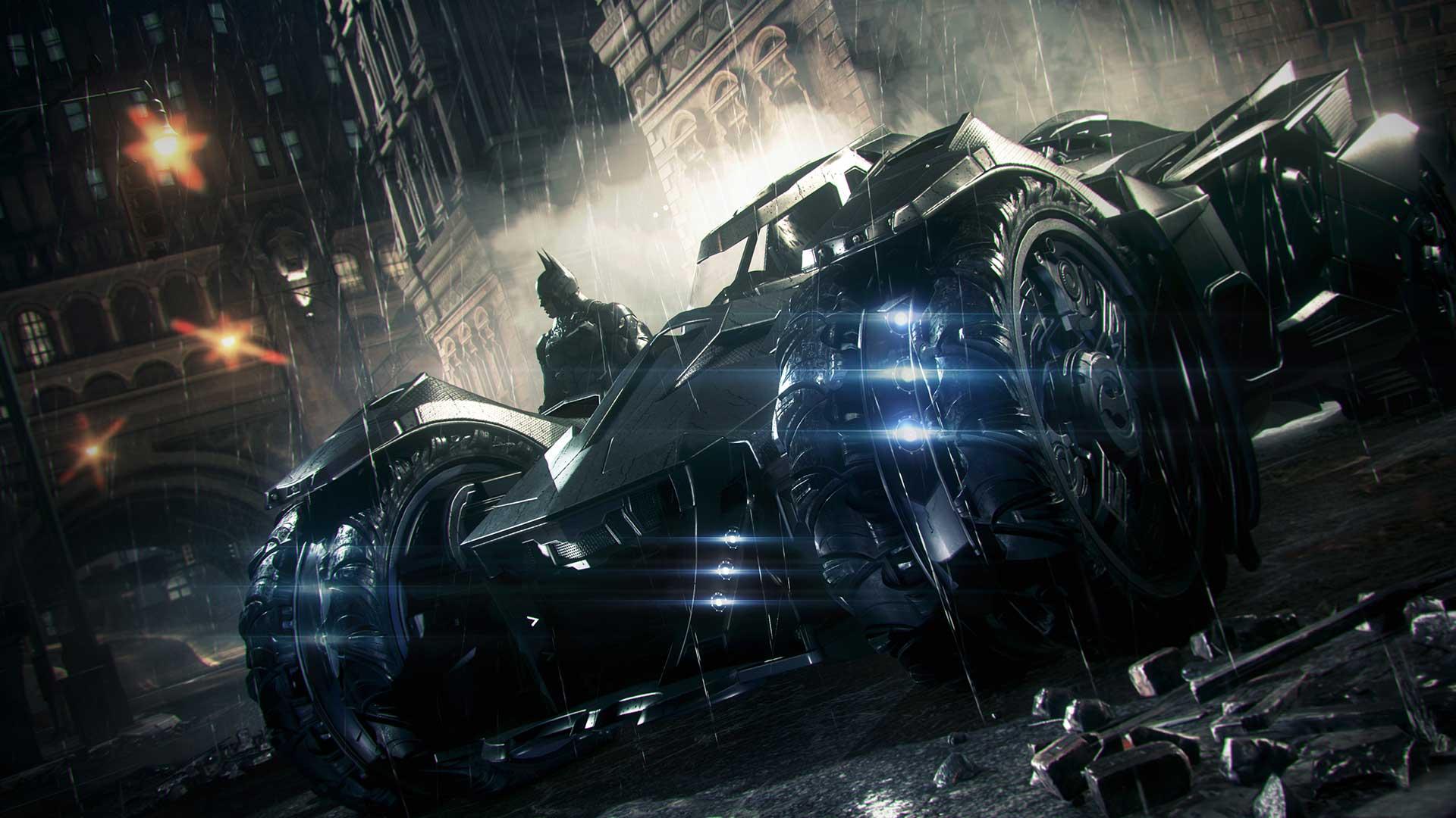 Скриншот №1 к Batman Arkham Knight