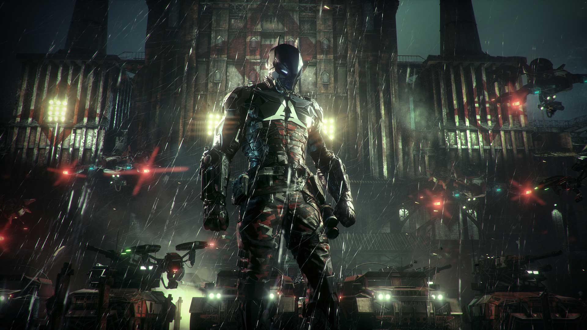 Скриншот №4 к Batman Рыцарь Аркхема Premium Edition