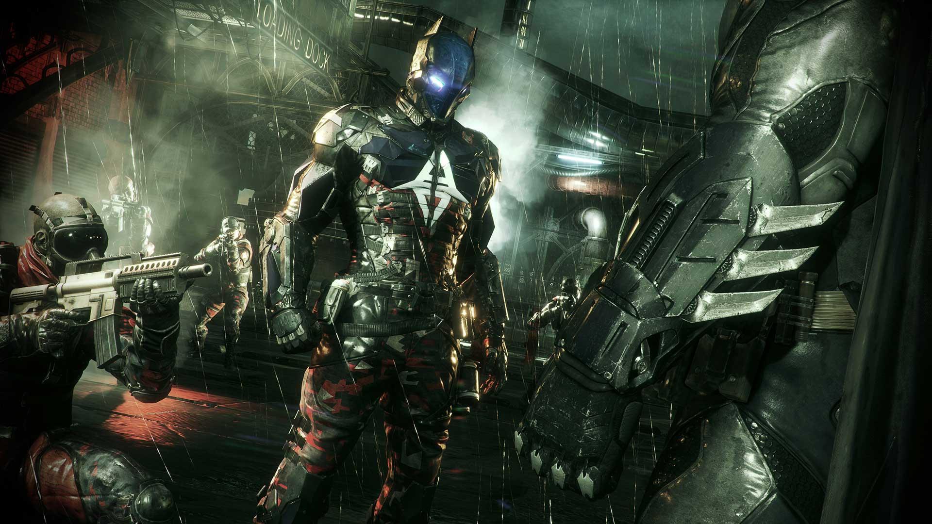 Скриншот №10 к Batman Arkham Knight