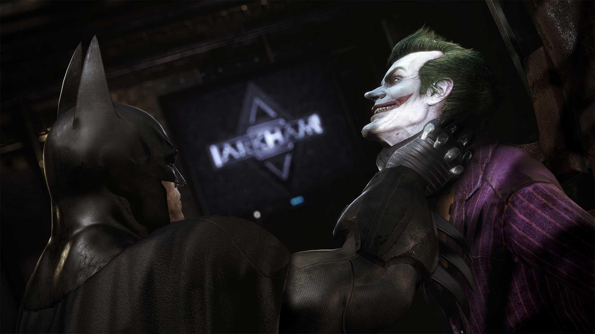Скриншот №1 к Batman Коллекция Аркхема