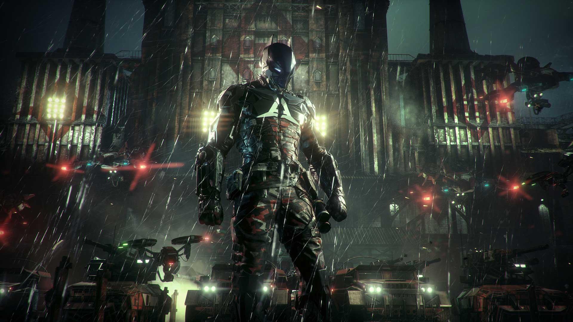 Скриншот №4 к Batman Arkham Knight