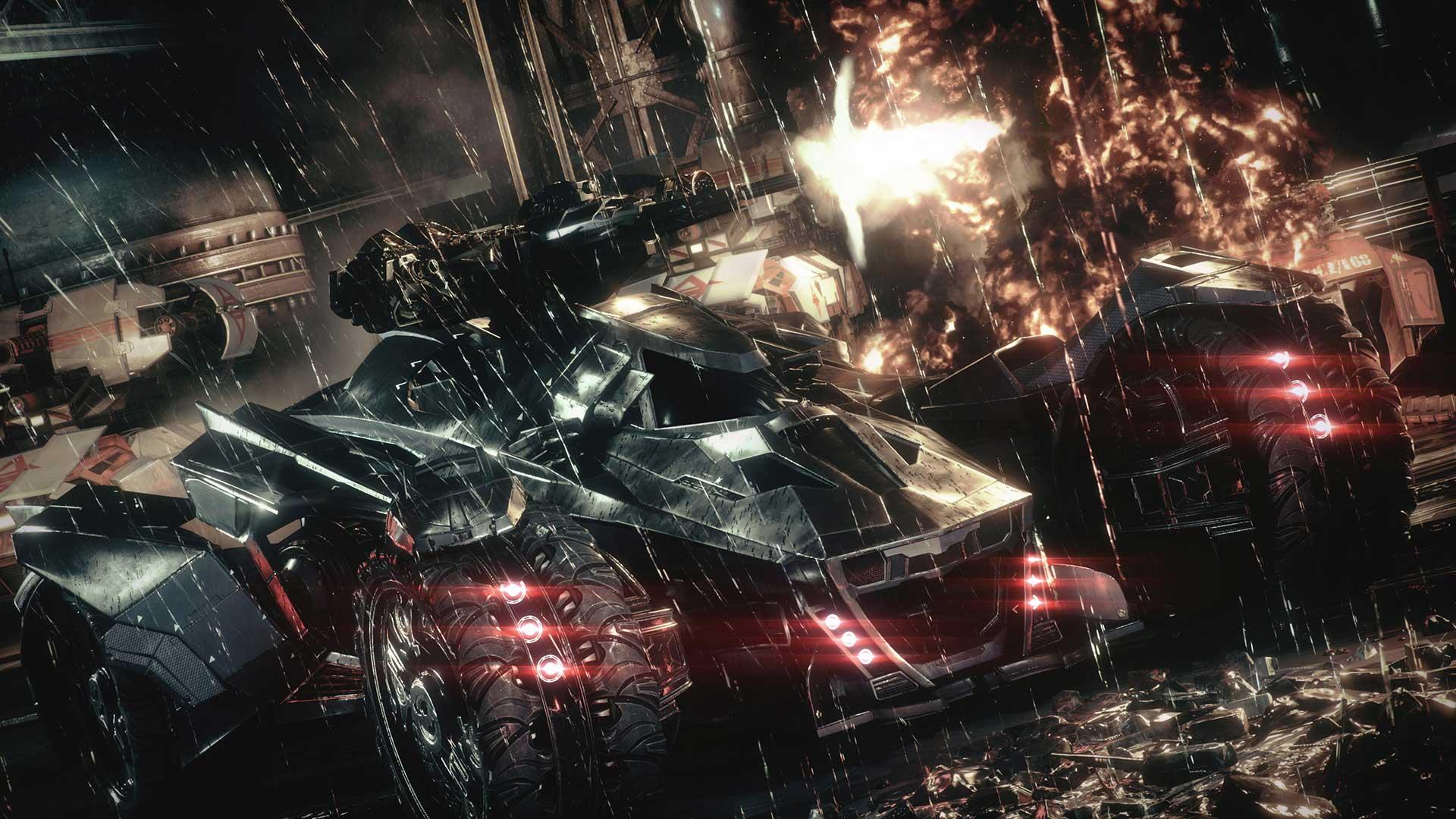 Скриншот №5 к Batman Arkham Knight