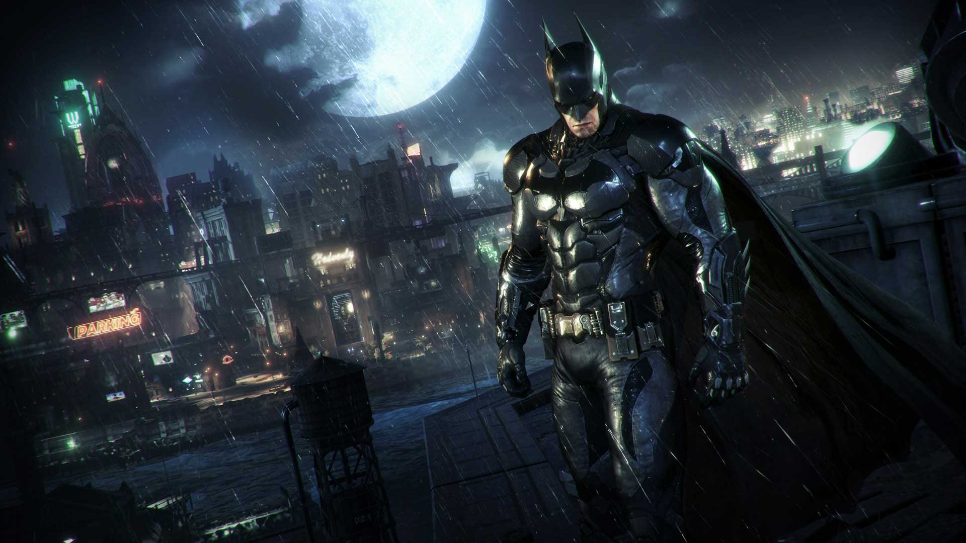 Скриншот №3 к Batman Рыцарь Аркхема Premium Edition