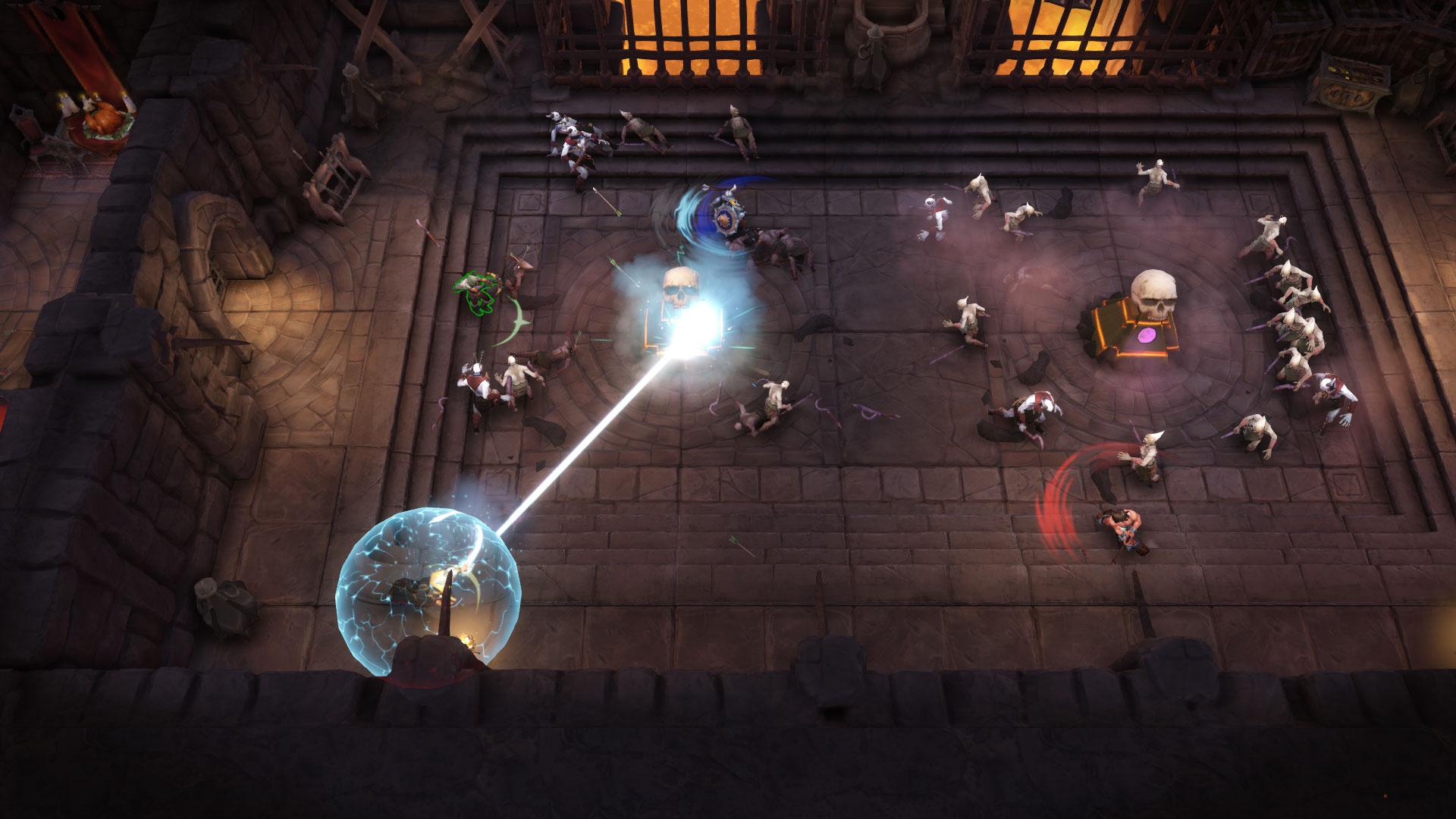 Скриншот №10 к Gauntlet Slayer Edition