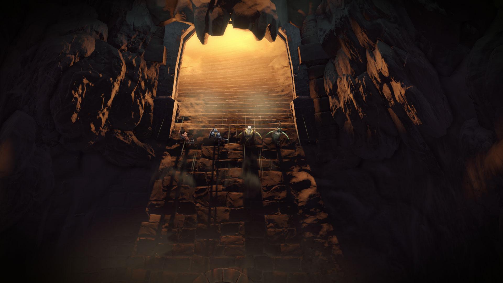 Скриншот №1 к Gauntlet Slayer Edition