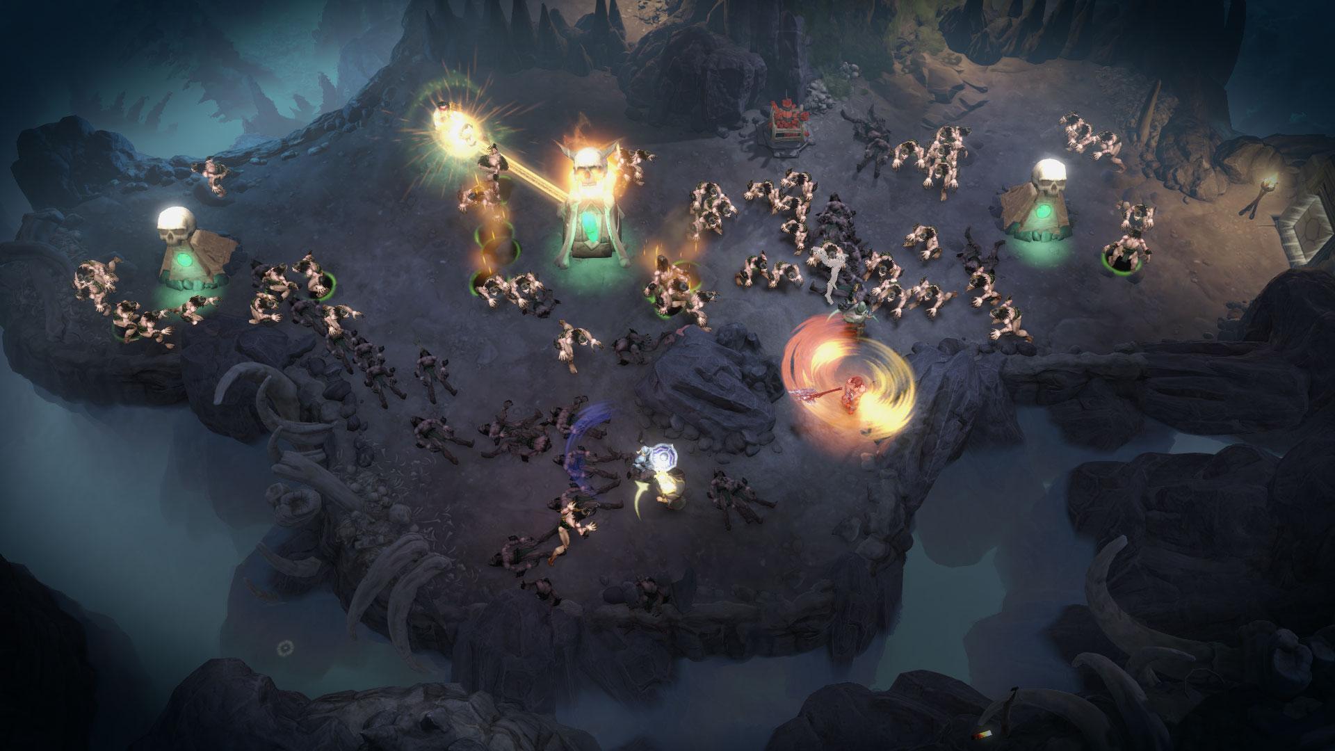 Скриншот №7 к Gauntlet Slayer Edition
