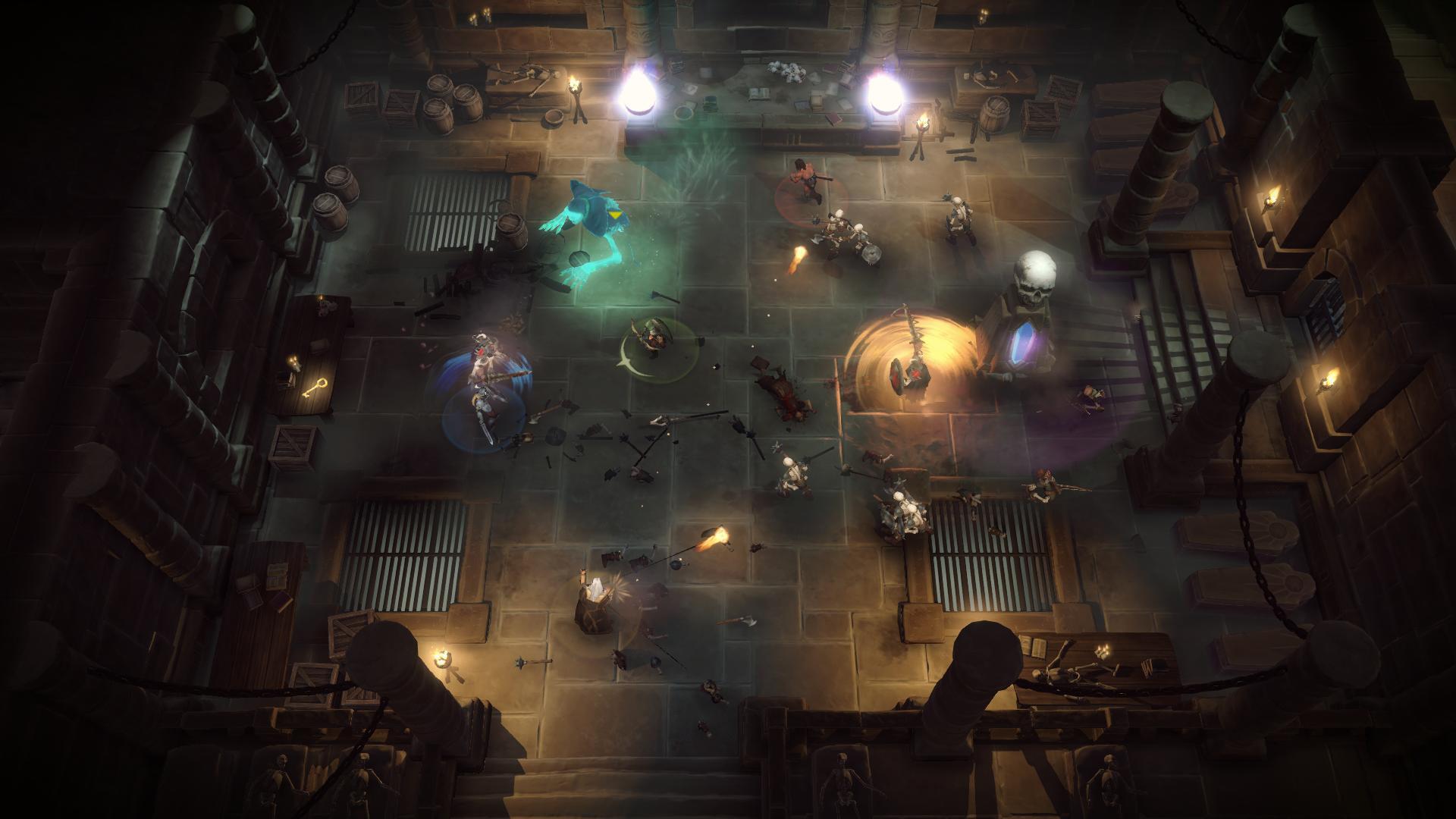 Скриншот №3 к Gauntlet Slayer Edition