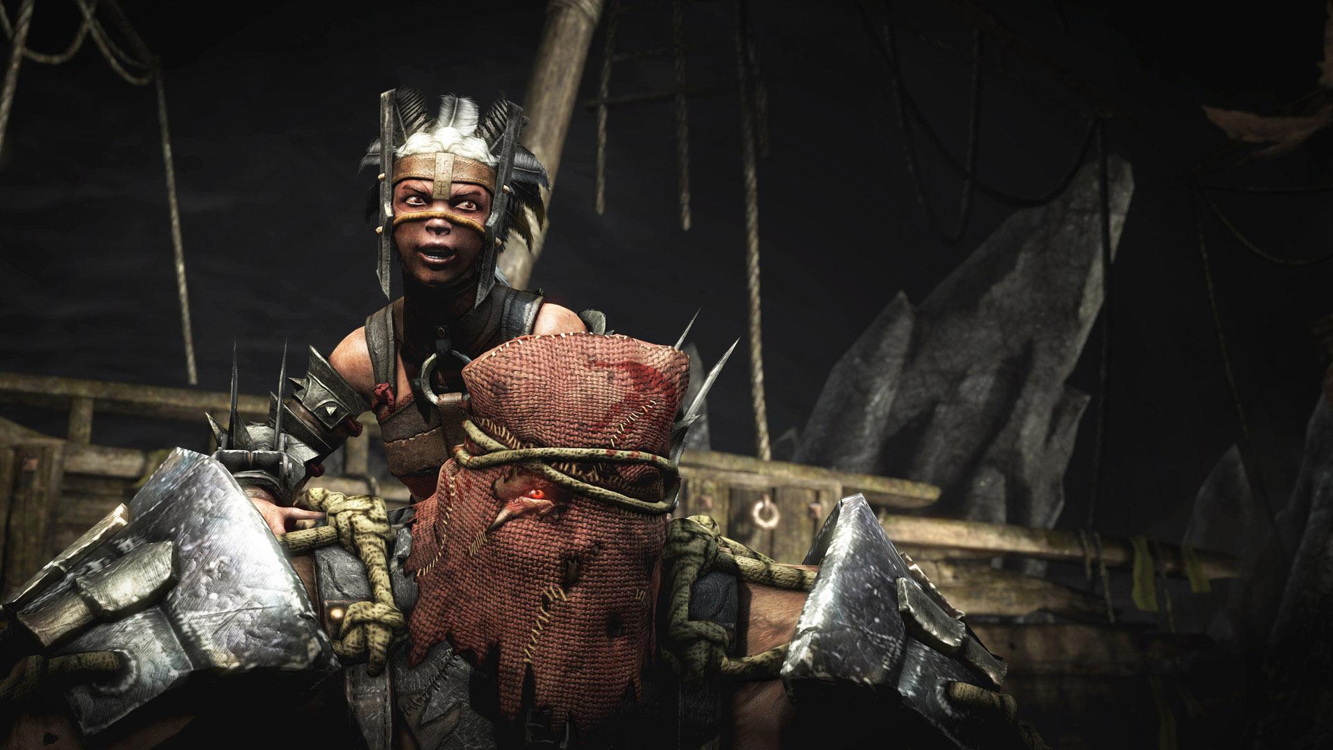 Скриншот №4 к Mortal Kombat X