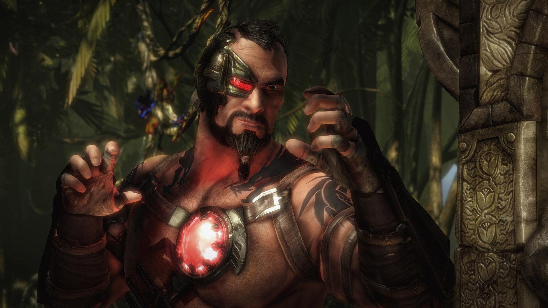 Скриншот №7 к Mortal Kombat X