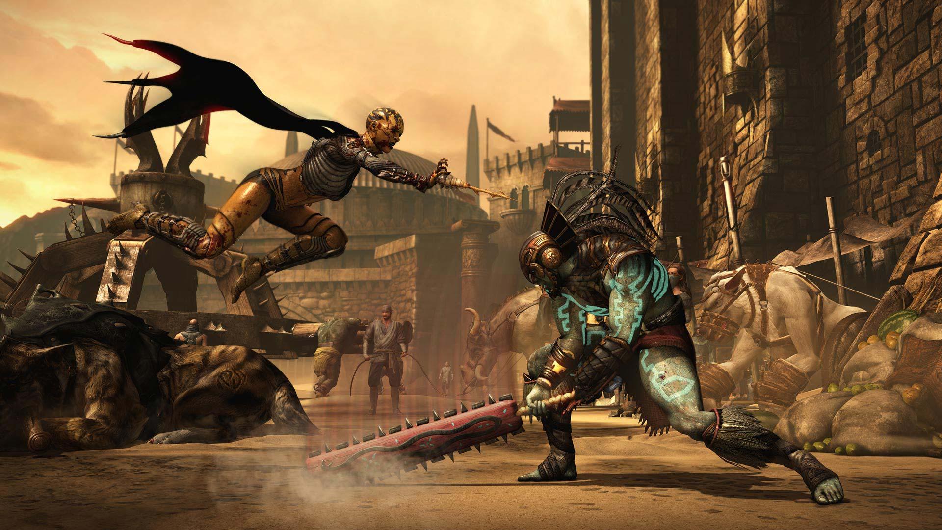 Скриншот №2 к Mortal Kombat X