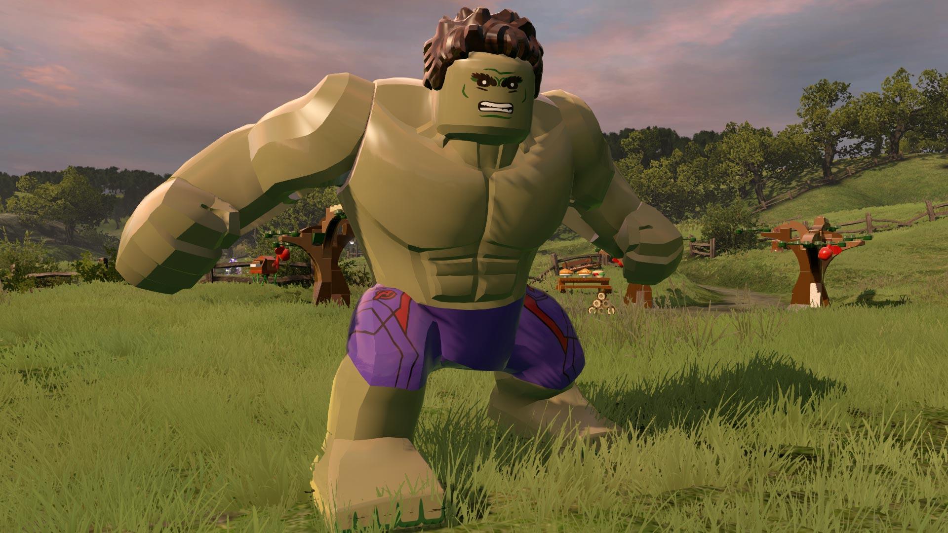 Скриншот №5 к LEGO Marvels Avengers
