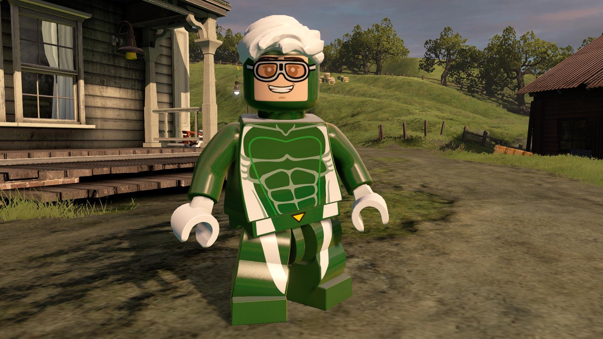 Скриншот №7 к LEGO Marvels Avengers