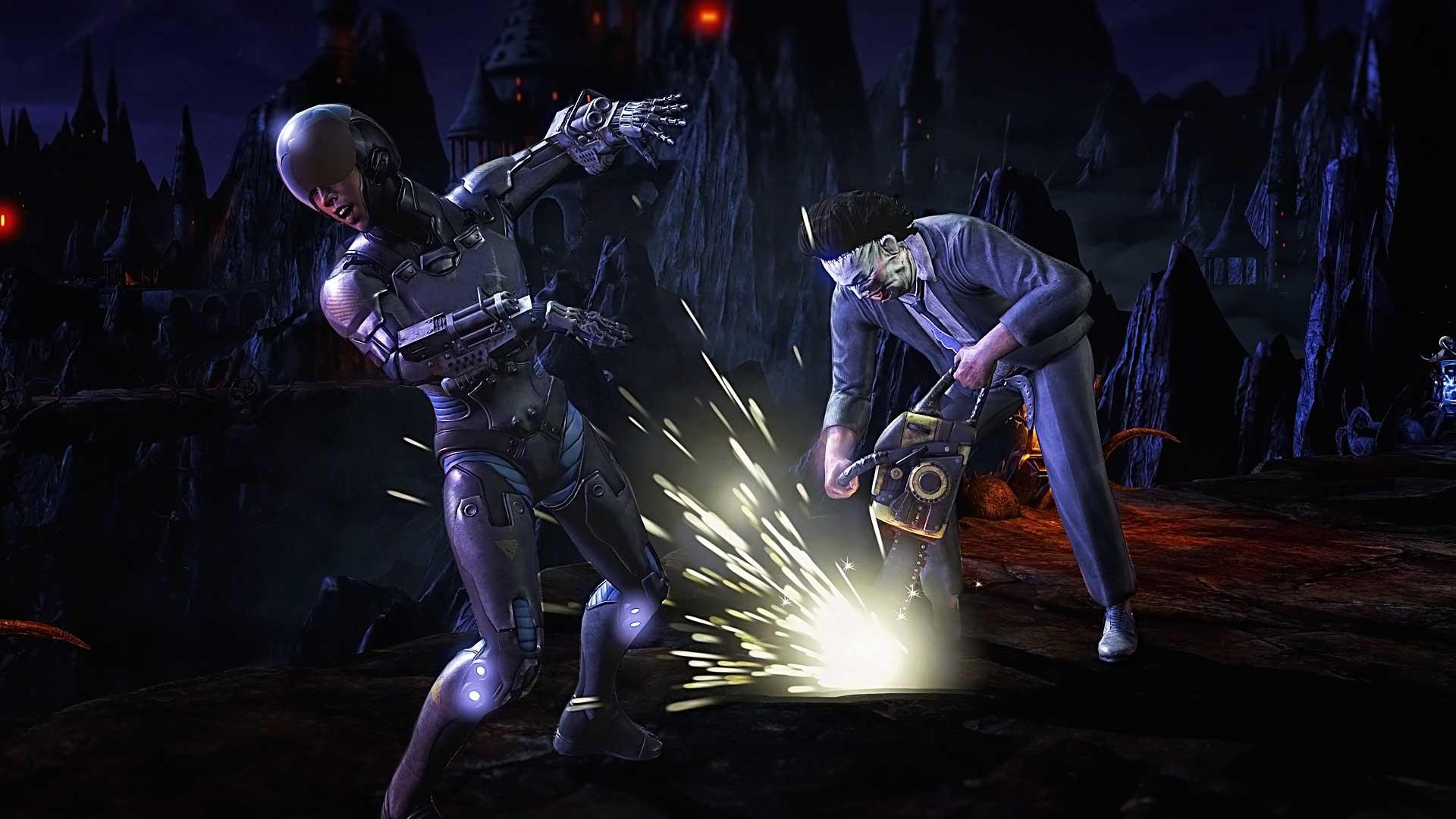 Скриншот №2 к Mortal Kombat XL