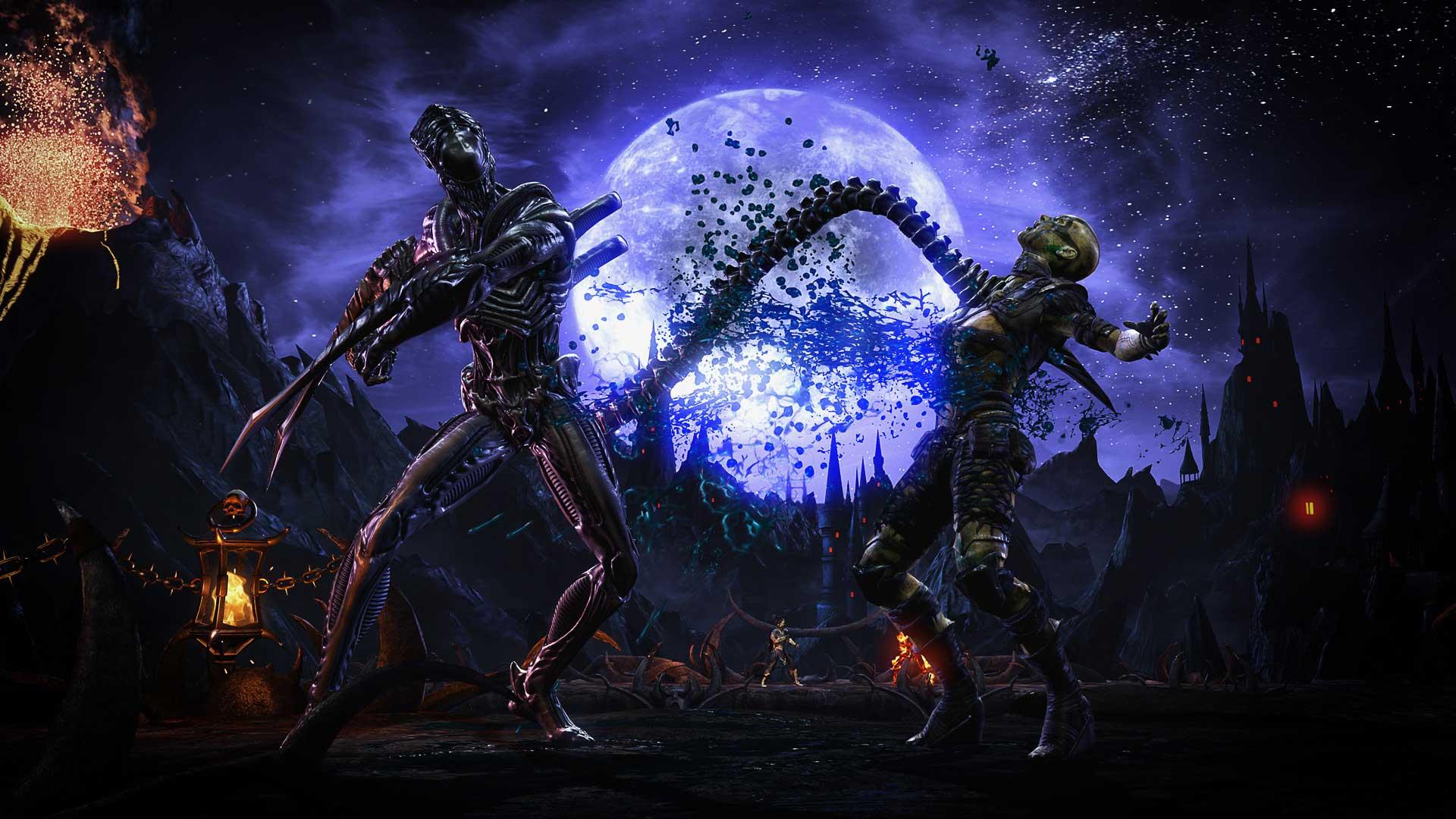 Скриншот №3 к Mortal Kombat XL