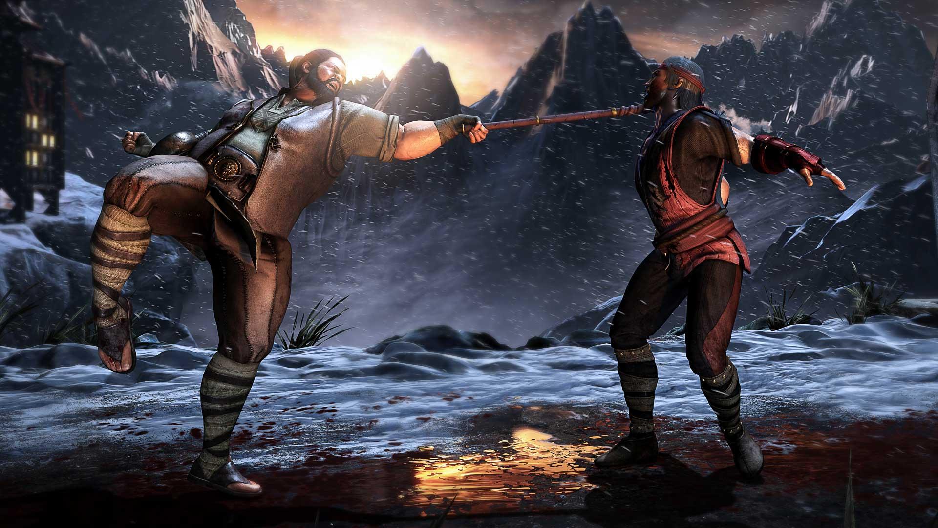 Скриншот №5 к Mortal Kombat XL