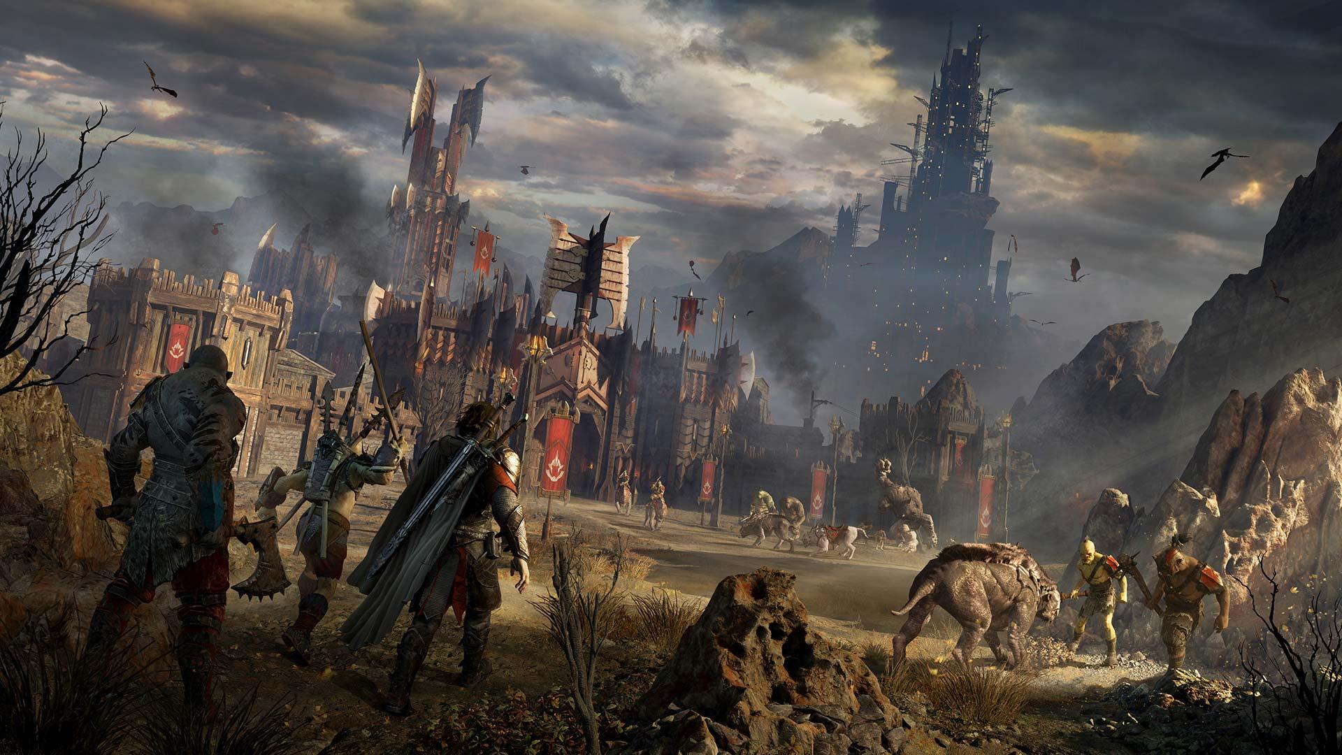 Скриншот №7 к Полное издание Средиземье Тени войны