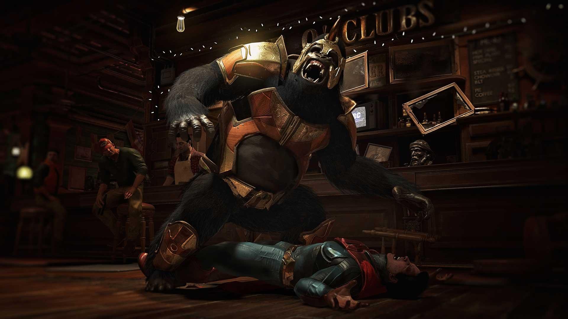Скриншот №6 к Injustice 2 - Стандартное издание
