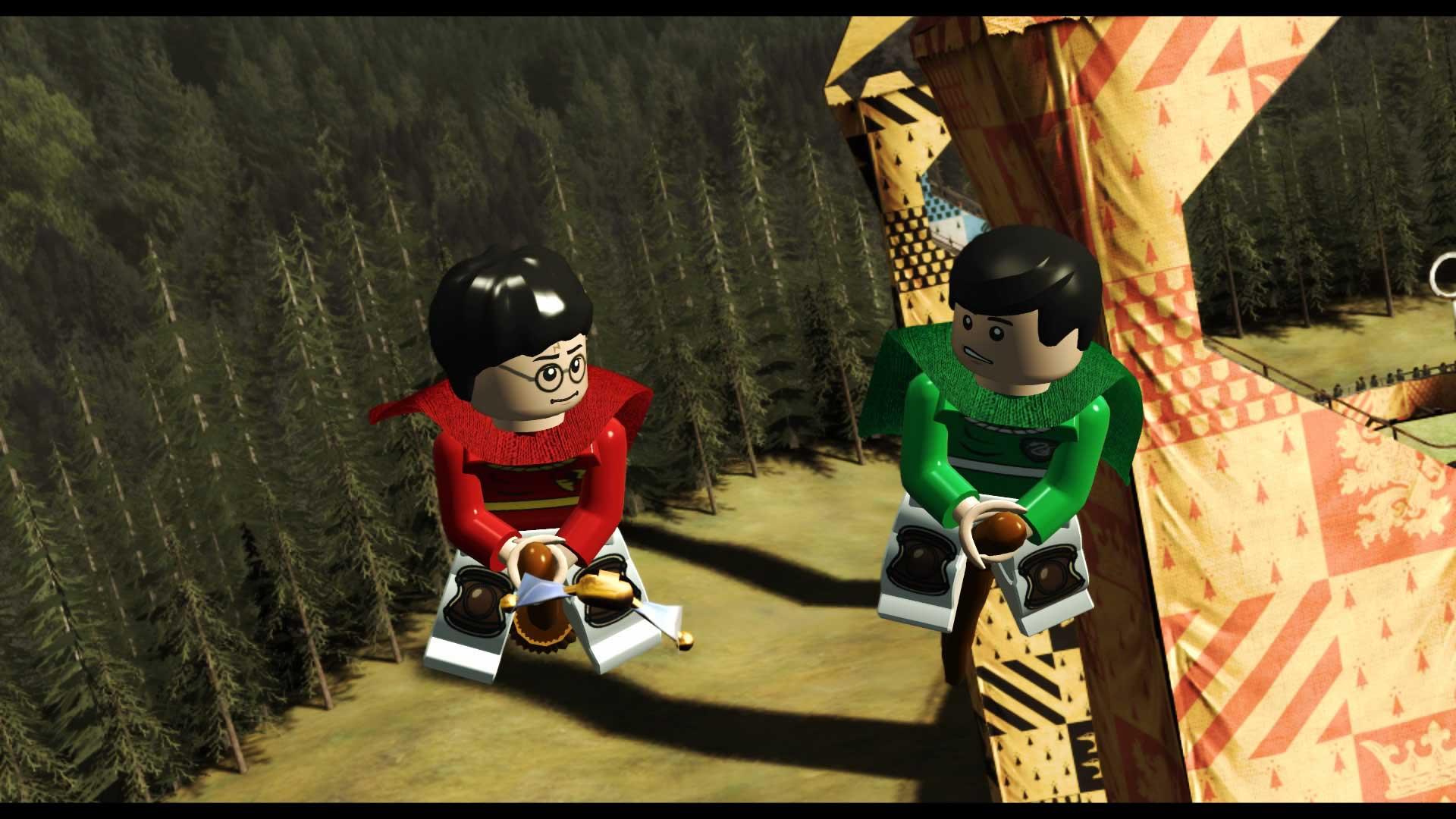 Скриншот №3 к Коллекция LEGO Harry Potter