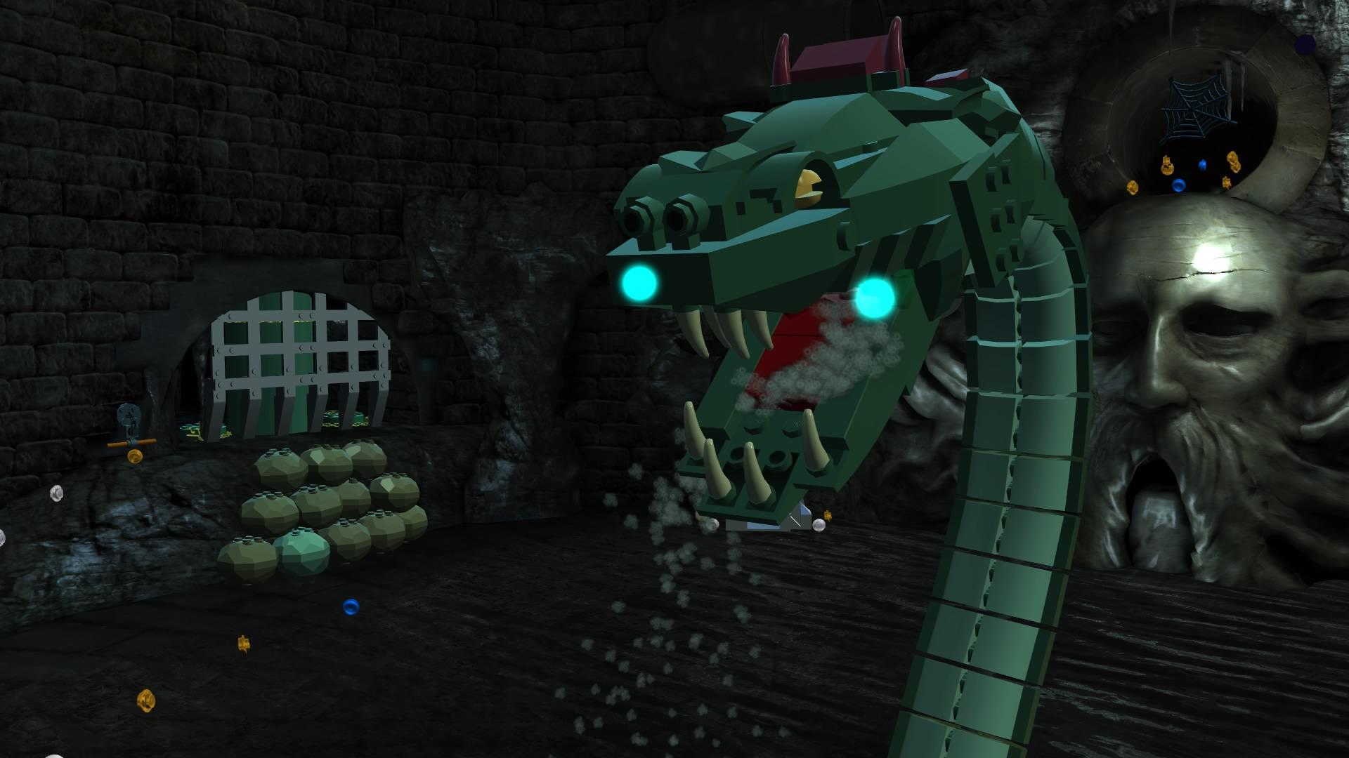 Скриншот №1 к Коллекция LEGO Harry Potter