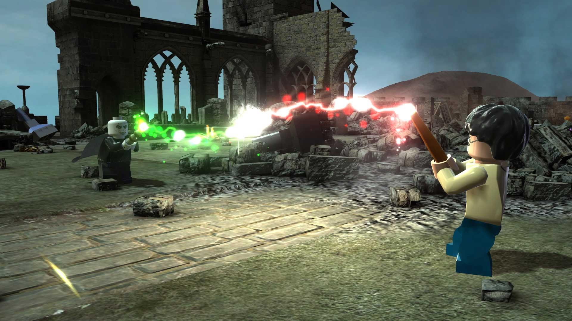 Скриншот №2 к Коллекция LEGO Harry Potter