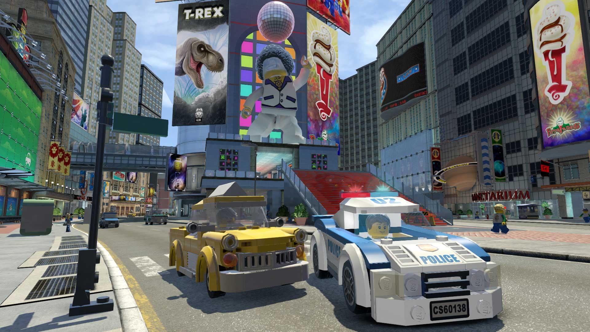 Скриншот №5 к LEGO CITY Undercover